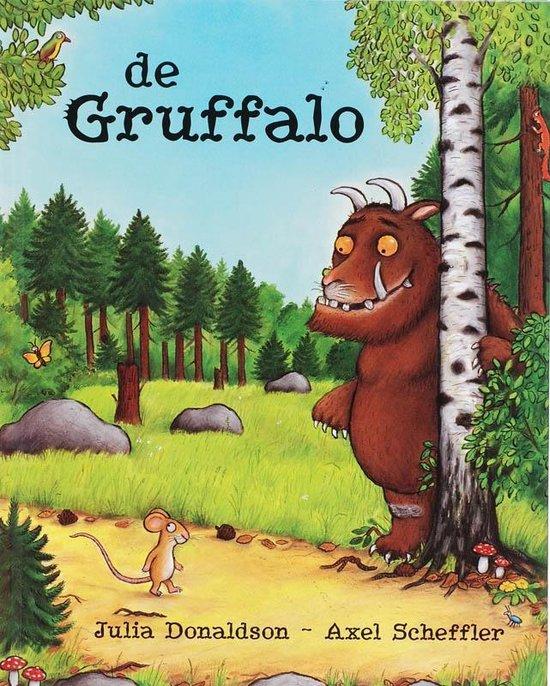 Lemniscaat De Gruffalo (prentenboek). 4+