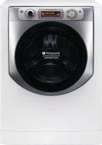 Hotpoint AQ114D497SD EU N wasmachine Voorbelading 11 kg 1400 RPM B Zilver, Wit