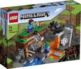 """LEGO Minecraft De """"Verlaten"""" Mijn - 21166"""