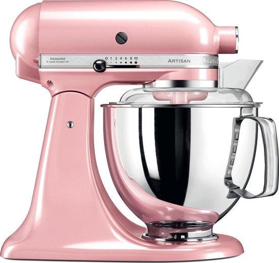 KitchenAid Artisan 5KSM175PSESP - Keukenmachine - Silk Pink