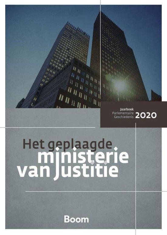 Het geplaagde ministerie van Justitie 2020