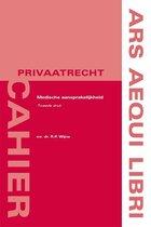 Boek cover Ars Aequi Cahiers - Privaatrecht  -   Medische aansprakelijkheid - tweede druk van Rolinka van Wijne