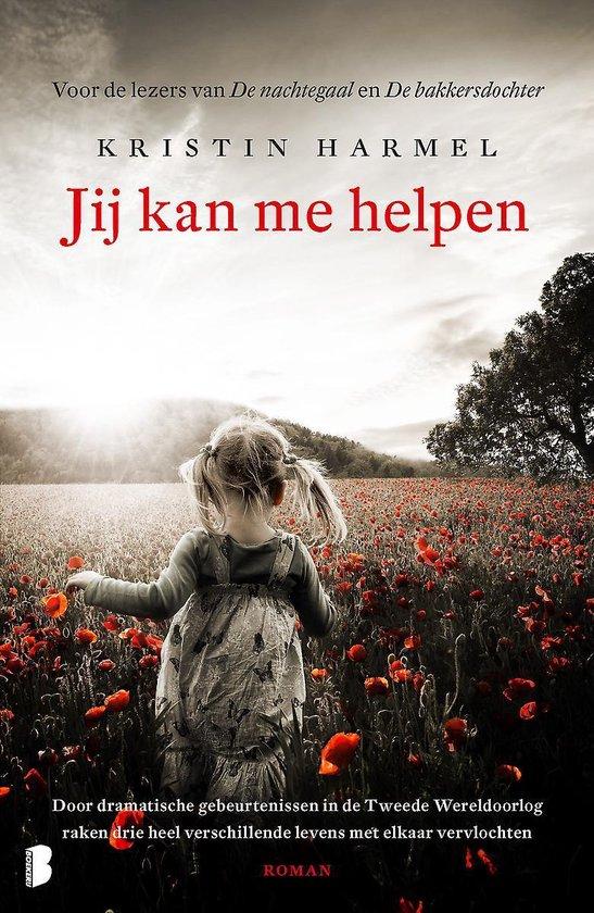 Boek cover Jij kan me helpen van Kristin Harmel (Paperback)