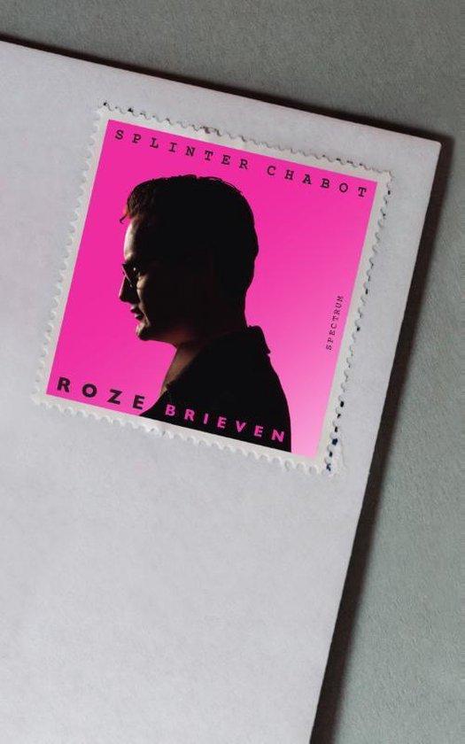 Boek cover Roze Brieven van Splinter Chabot (Hardcover)