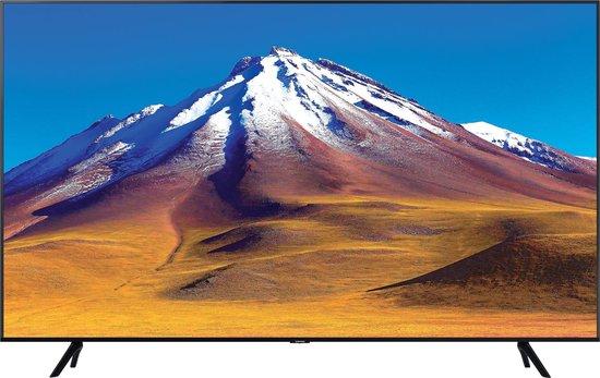 Samsung Series 7 UE43TU7090S 109,2 cm (43″) 4K Ultra HD Smart TV Wi-Fi Zwart