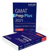 GMAT Complete 2021: 3-Book Set
