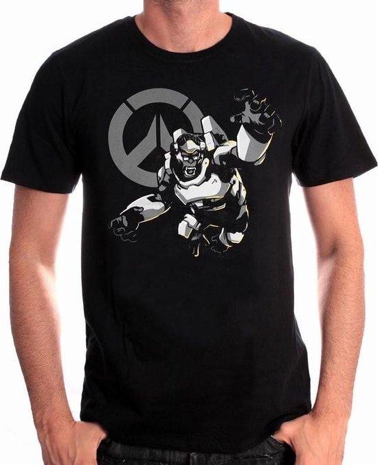 OVERWATCH - T-Shirt Humanity's Champion (XXL)