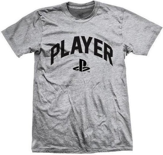 PLAYSTATION - T-Shirt Player (S)