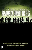 Boek cover Band of Brothers van Stephen E Ambrose (Onbekend)