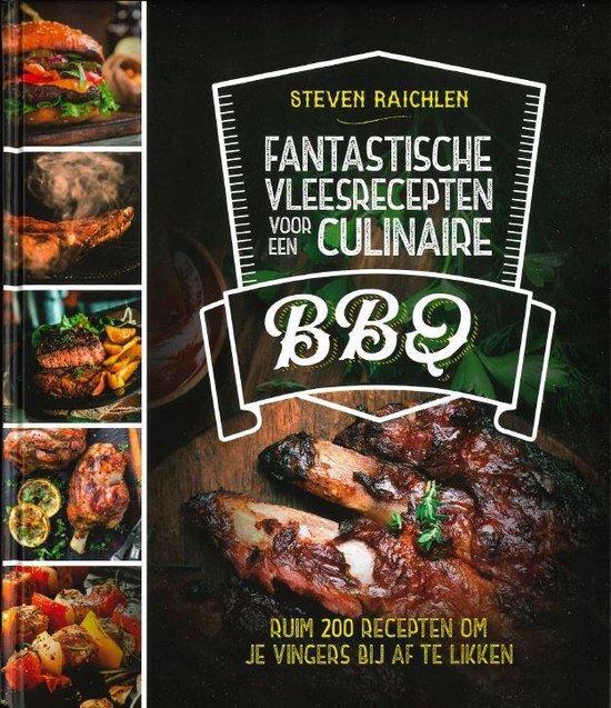 Boek cover BBQ - Fantastische vleesrecepten van Steven Raichlen (Hardcover)