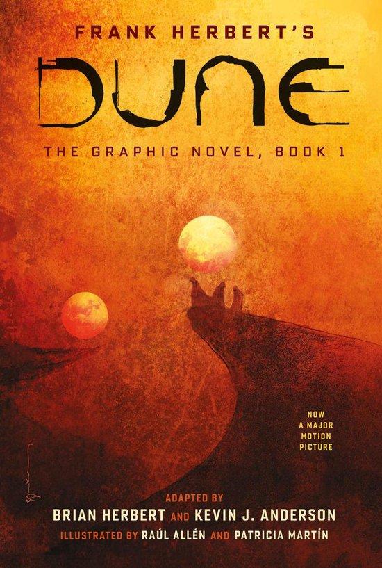 Boek cover DUNE: The Graphic Novel, Book 1: Dune van Frank Herbert (Onbekend)