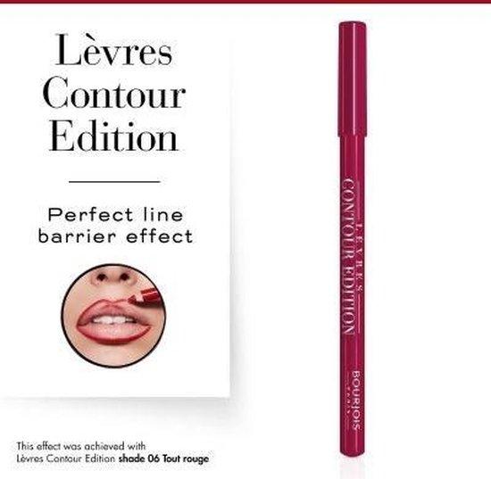 Bourjois LEVRES CONTOUR EDITION NEW - 05 - Dark red