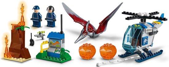 LEGO Juniors Jurassic World Ontsnappen aan de Pteranodon - 10756 - LEGO