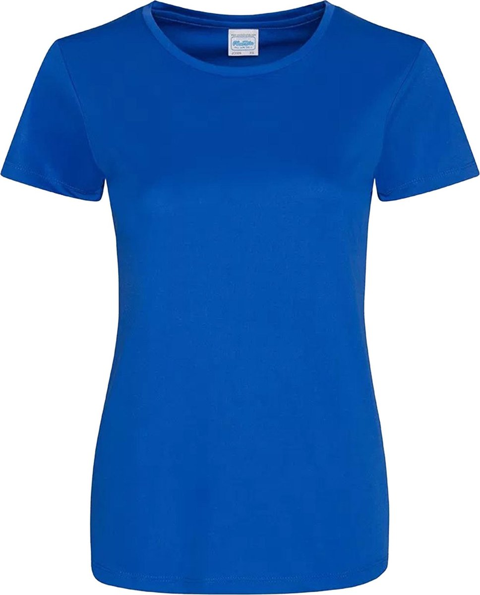 AWDis Gewoon Cool Womens/Ladies Girlie Smooth T-Shirt (Koningsblauw)