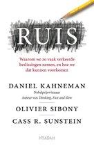 Boek cover RUIS van Daniel Kahneman (Onbekend)