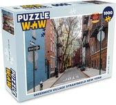 Puzzel Greenwich-village New York