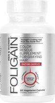 Foligain Color Rescue Supplement - Capsules tegen grijze haren - Krijg je eigen haarkleur terug