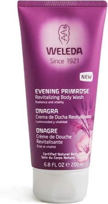 Weleda Evening Primrose Revitaliserende Douchecrème - 200ml - Weleda
