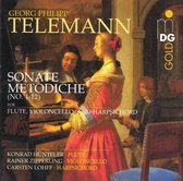 Telemann: Sonate Metodiche / Hunteler, Zipperling, Lohff