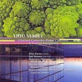 Clarinet Concerto/Piano Concerto/Fr - Clarinet Co/Pico/Fractal Symphony