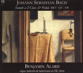 Sonate A 2 Clav. & Pedal Bwv 525-530