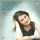 Maria Izman Plays Schumann