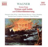 Wagner:Scenes From Tristan&Got