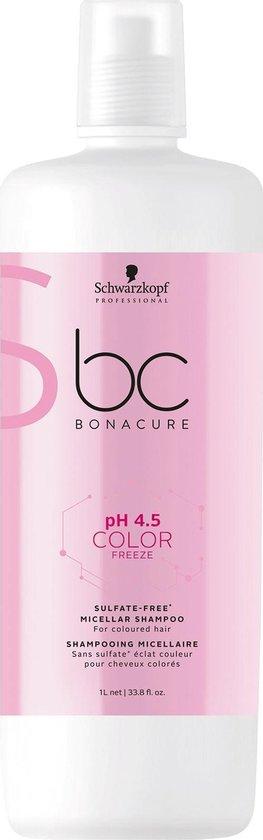 Bonacure Color Freeze Sulfaat vrije Shampoo