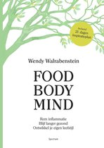 Boekomslag van 'Food Body Mind'
