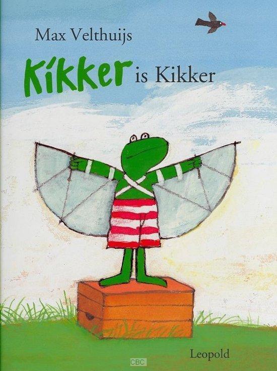Boek cover Kikker Is Kikker Feesteditie van Max Velthuijs (Hardcover)