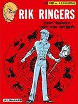 Rik Ringers: 019 Het Teken van de angst