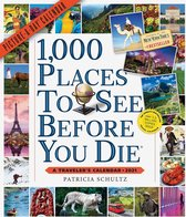 1000 Places To See Boxed Kalender 2021