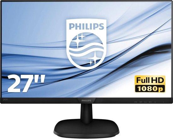 Philips 273V7QJAB - Full HD IPS Monitor - 27 inch