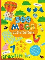 500 activiteiten  -   500 Mega activiteiten