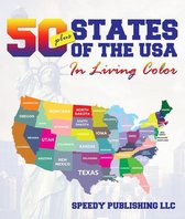 Fifty+ States Of The USA In Living Color