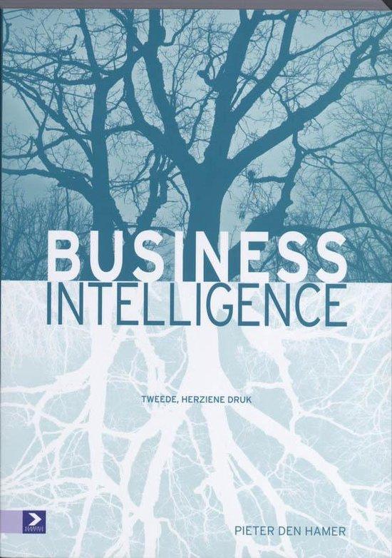 Business intelligence - Pieter Den Hamer  