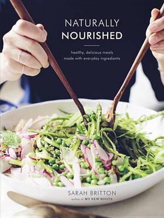 Boek cover Naturally Nourished Cookbook van Sarah Britton