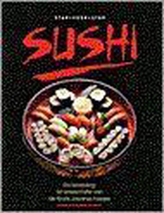 Stap-Voor-Stap Sushi - Katsuji Yamamoto  