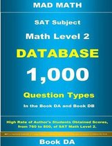 SAT Math Level 2 Database Book Da