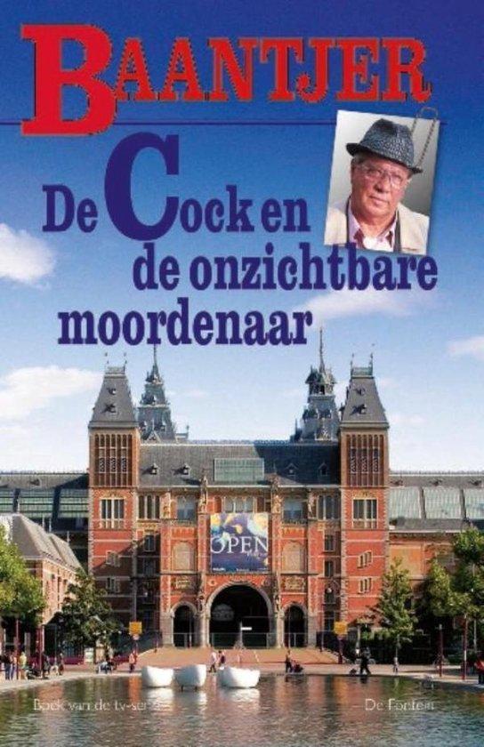 Baantjer 71 - De Cock en de onzichtbare moordenaar - Peter Römer |