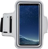 Pearlycase Sport Armband hoes voor Sony Xperia 10 - Wit