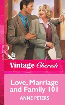 Omslag Love, Marriage and Family 101 (Mills & Boon Vintage Cherish)