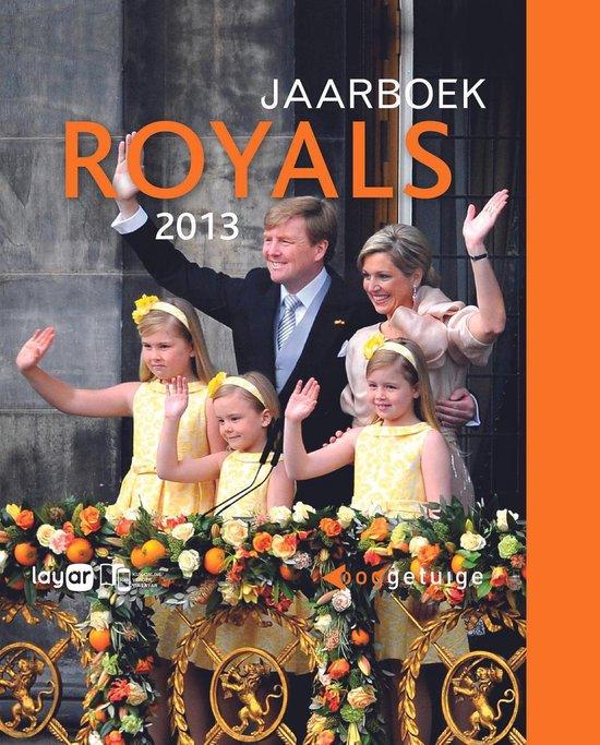 Jaarboek royals 2013 - none |