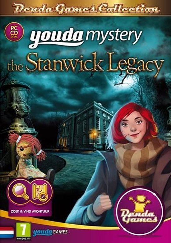 Youda Mystery: The Stanwick Legacy – Windows