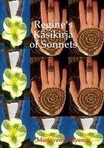 Regine's Kasikirja of Sonnets