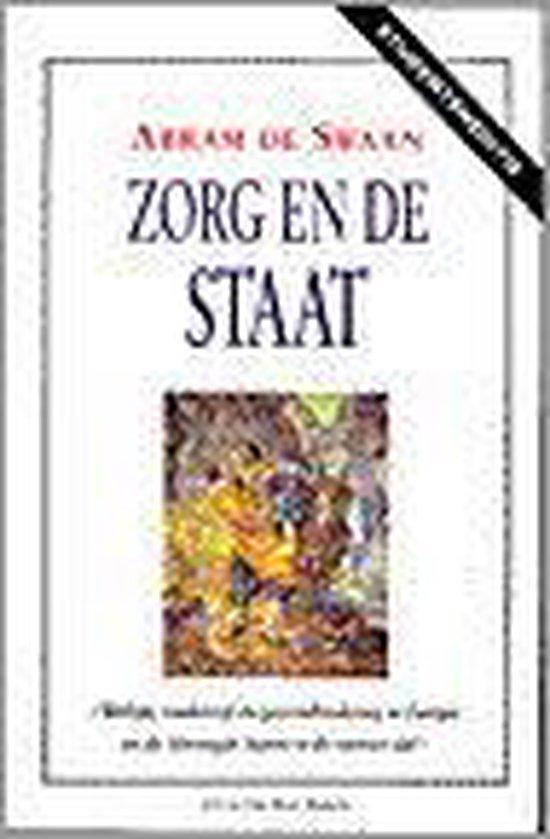 ZORG EN STAAT (HERZ.ED.) - de Swaan | Readingchampions.org.uk