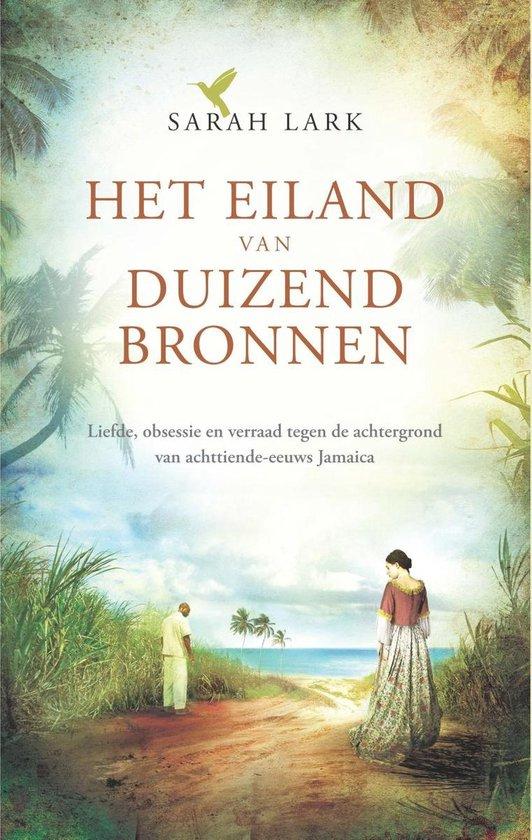 Boek cover Cariben 1 - Het eiland van duizend bronnen van Sarah Lark (Hardcover)