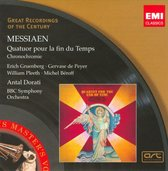 Messiaen Quartet For The End