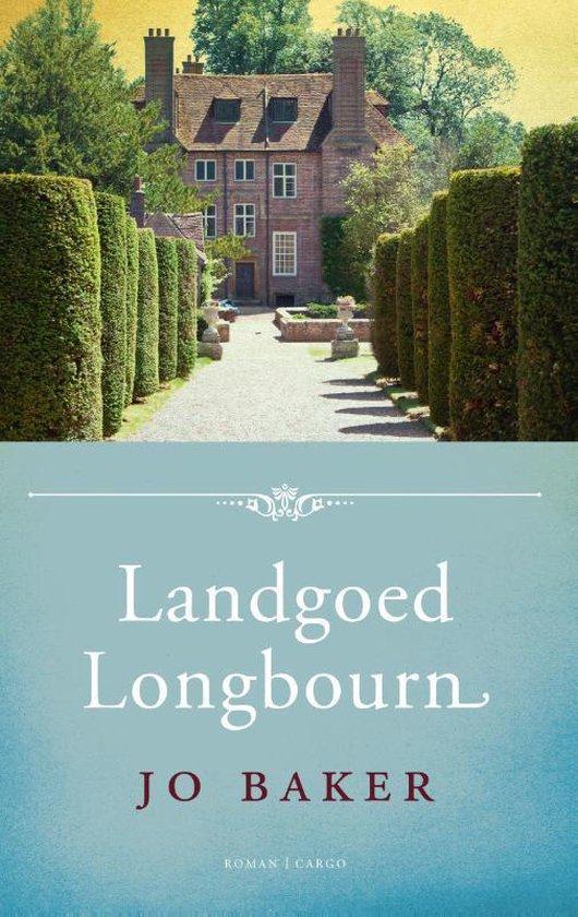 Landgoed Longbourn - Jo Baker |