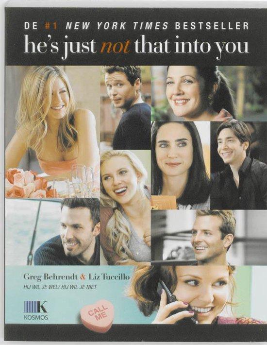 Cover van het boek 'He's just not that into you' van L. Tuccillo en Greg Behrendt
